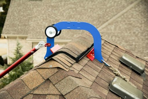 hipp lock steep roof safety device