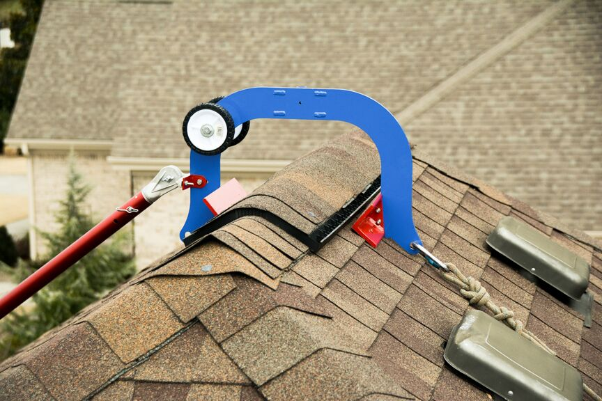 Hipp Lock Roof Safety Equipment Steep Roof Assistance
